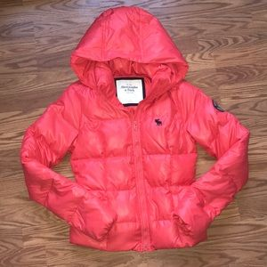 NWOT Abercrombie & Fitch Down Jacket